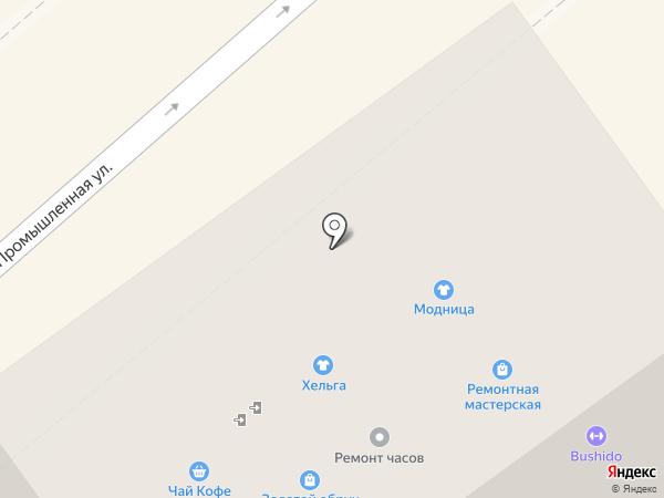 Архивный отдел Администрации города-курорта Анапа на карте Анапы