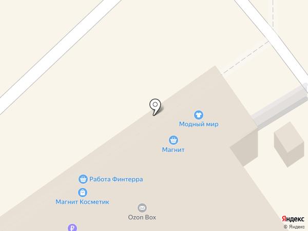 Ломбард 999 на карте Анапы