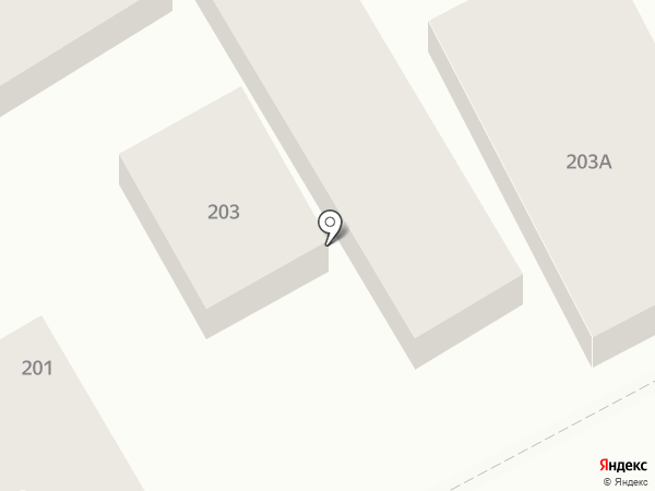 Славянский дворик на карте Анапы
