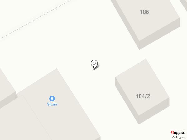 Пивной базар на карте Анапы
