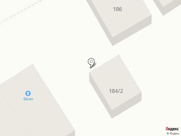 Магазин цветов на карте Анапы