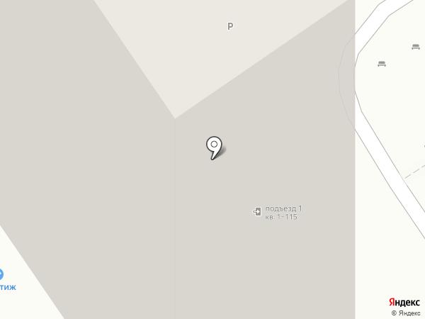 Хмельнофф-юг на карте Анапы