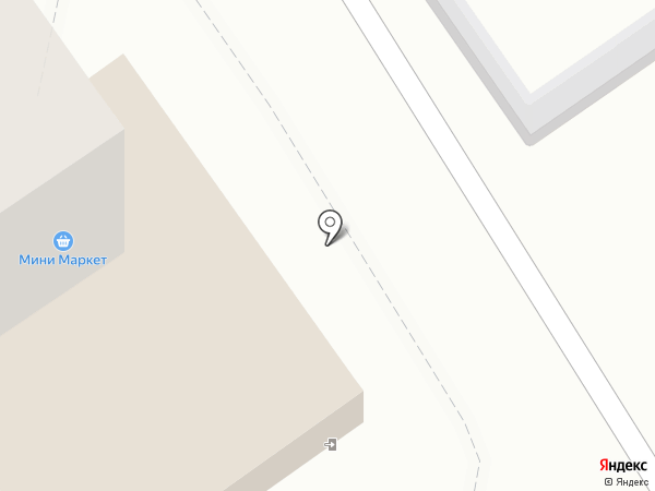 Мини-маркет на карте Анапы