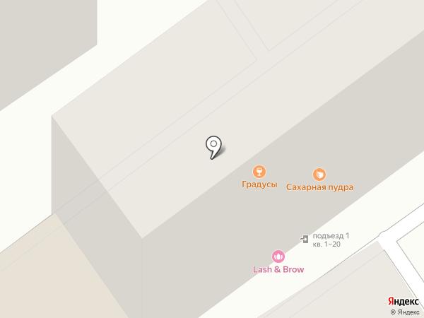 Всё надо на карте Анапы