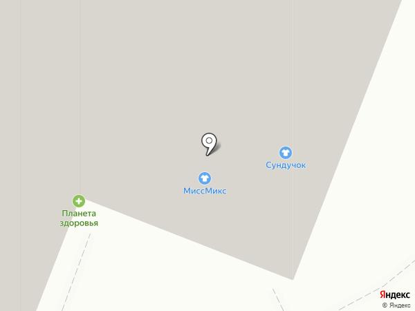 Швейное ателье на Кутузовской на карте Одинцово