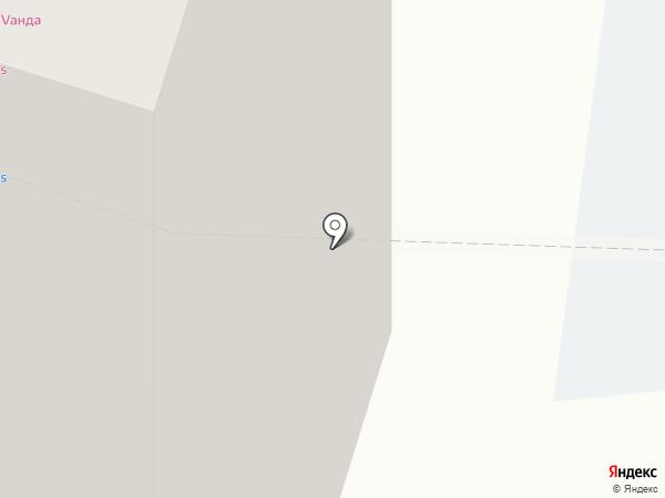 Аист-вет на карте Одинцово