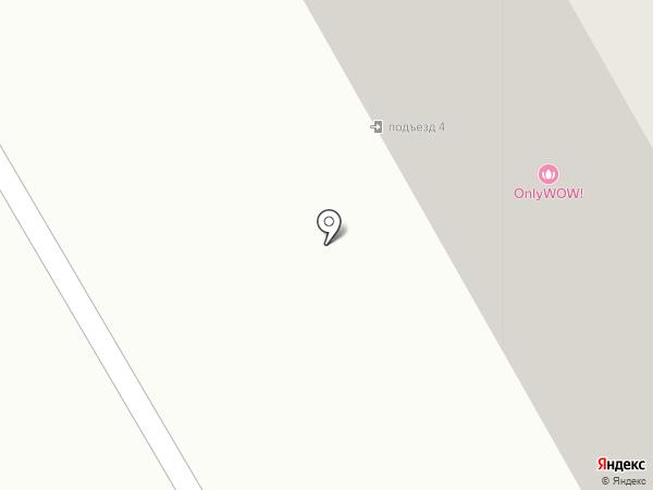 Молочка на карте Отрадного