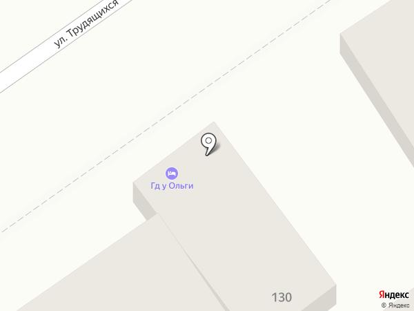 У Ольги на карте Анапы
