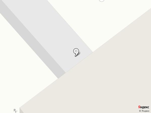 Ворошилов и К на карте Анапы