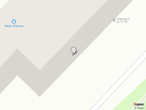Экоокна на карте Красногорска