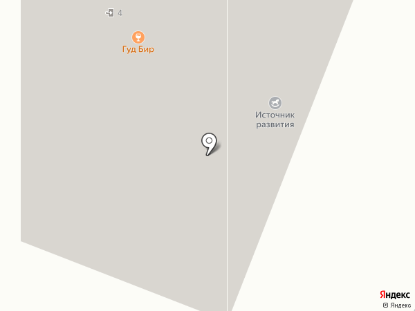 Московия на карте Одинцово