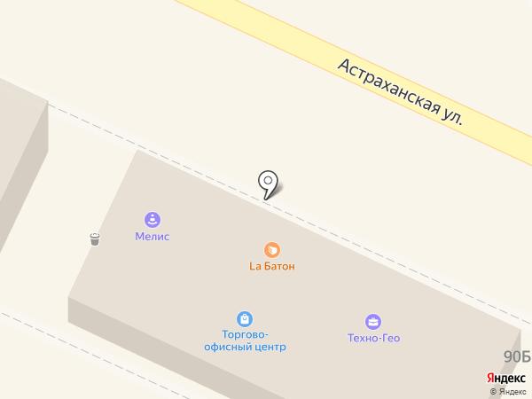 Мир Дом Строй на карте Анапы