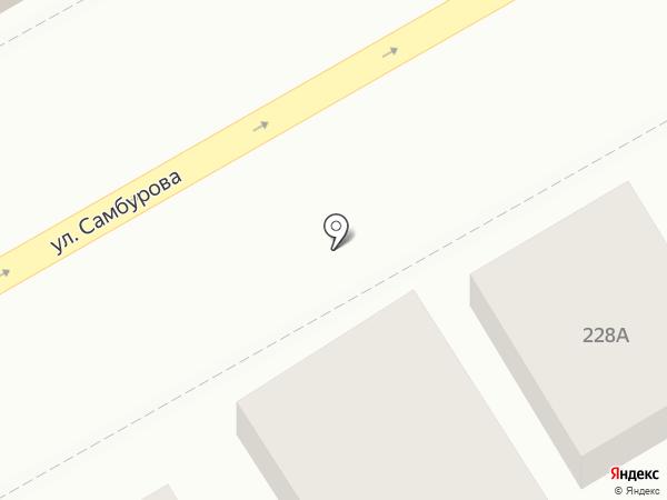 Сплит-Монтаж на карте Анапы