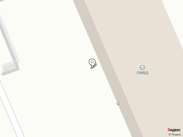 Отдел МВД по г. Анапа на карте Анапы