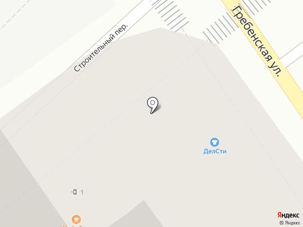 Йога-центр на карте Анапы