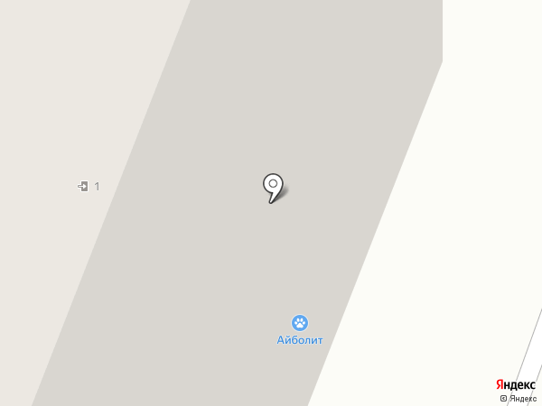 Тасос на карте Одинцово