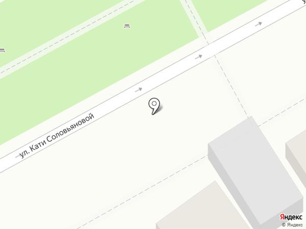 Дубрава на карте Анапы