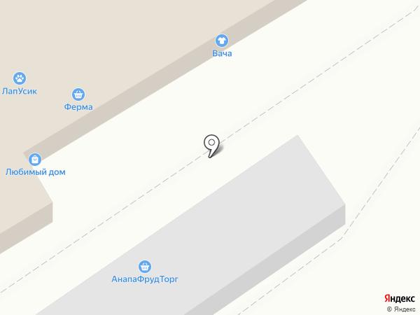 Рукоделие на карте Анапы