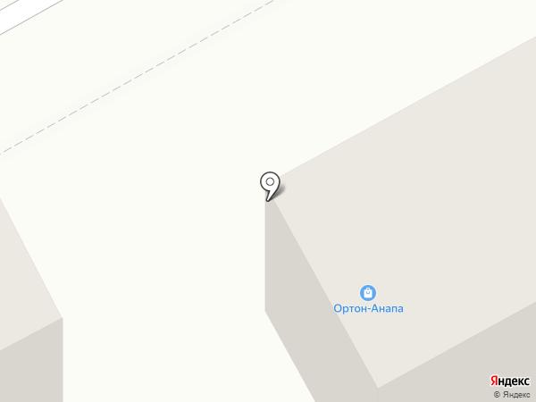 Банкомат, Нефтепромбанк на карте Анапы