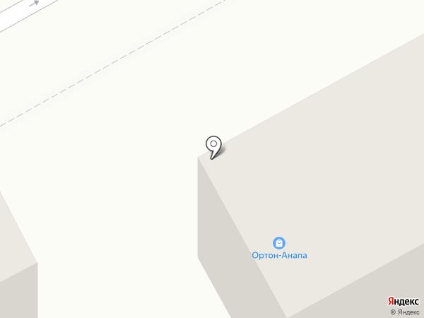 Нефтепромбанк на карте Анапы