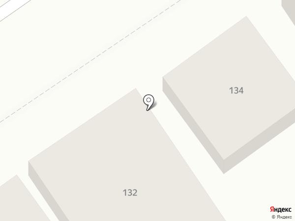 Атлас на карте Анапы
