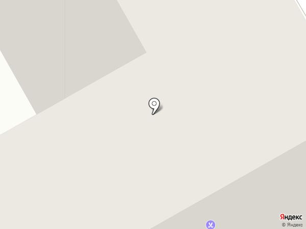 Лесоруб на карте Отрадного