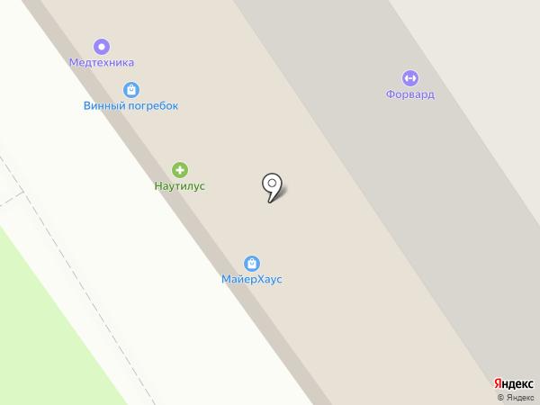 Александра на карте Анапы