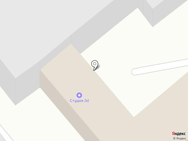 Белинский на карте Анапы