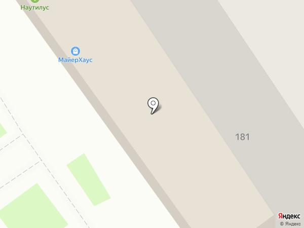 Реконстрой на карте Анапы