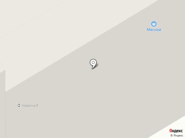 Корица на карте Отрадного
