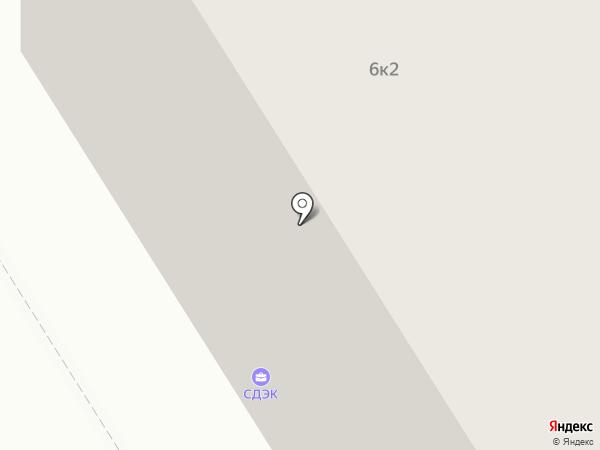 ЖКХ Подрезково на карте Химок