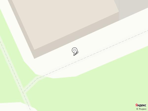 Ратибор на карте Красногорска