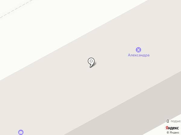 Орбита-С на карте Анапы