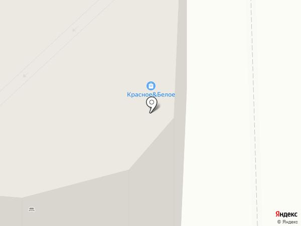 Винотель на карте Красногорска
