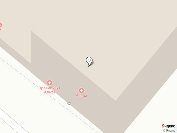 Система Защита Гарант на карте Анапы