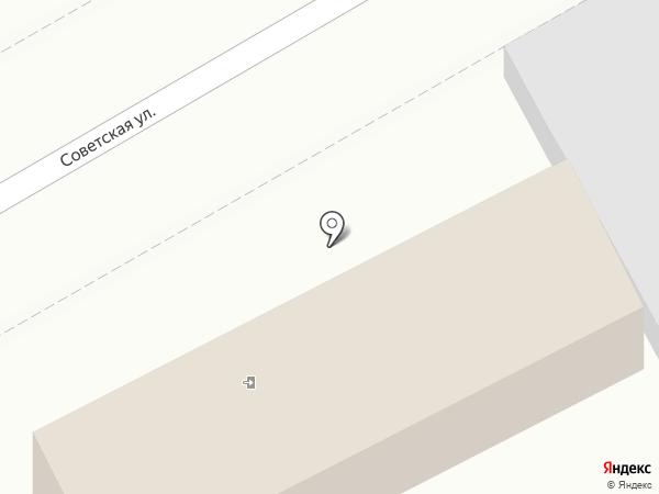 Агропромсвязьинвест на карте Анапы
