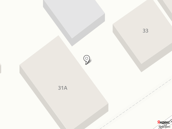 Торгово-сервисный центр на карте Анапы