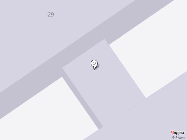 Центр диагностики и консультирования, МБОУ на карте Анапы