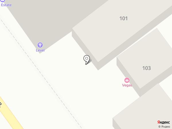 Vegas на карте Анапы