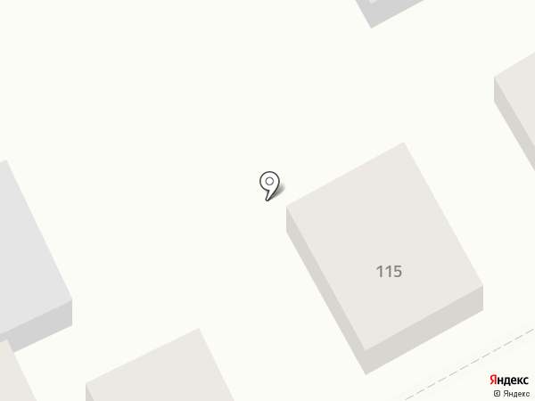 Три толстяка на карте Анапы