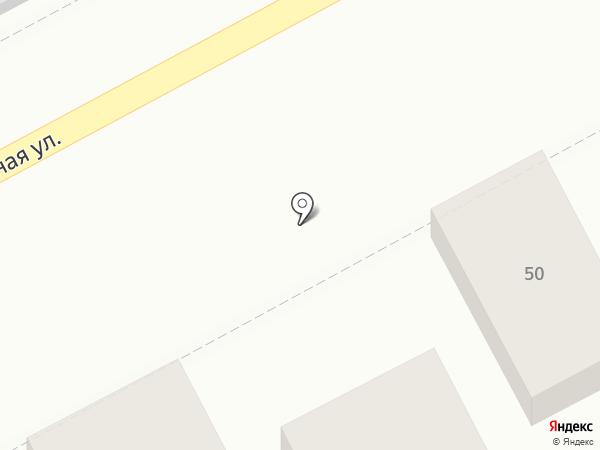 Чистый дом на карте Анапы