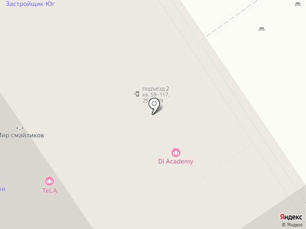 Русская жемчужина на карте Анапы