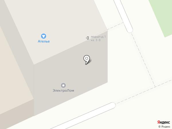 Адвокатский кабинет №1858 Адвокатской палаты Московской области на карте Красногорска