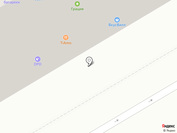 Николь на карте Химок