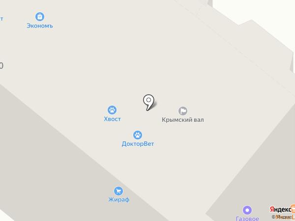 ЭлектроБезопасность на карте Анапы