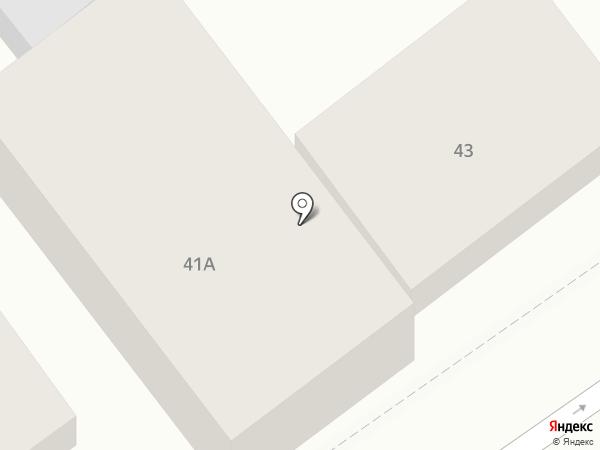 Табара Гани на карте Анапы