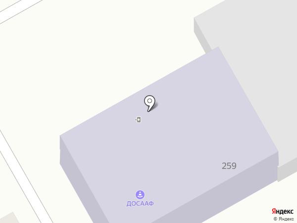 Автошкола на карте Анапы