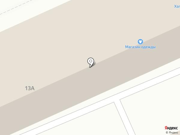 Тульский бройлер на карте Красногорска