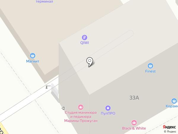 Канцтоварищ на карте Анапы