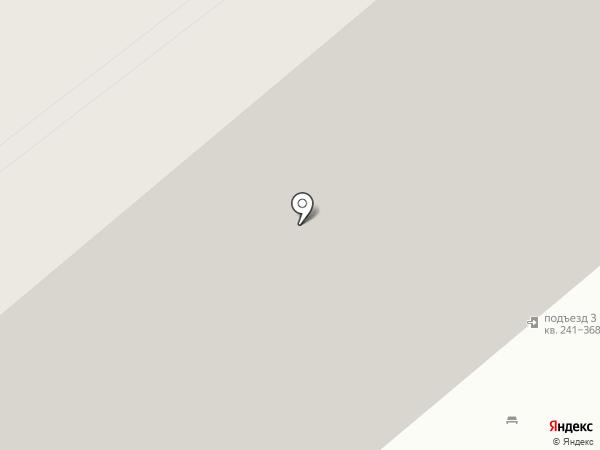 Горгиппия Морская на карте Анапы